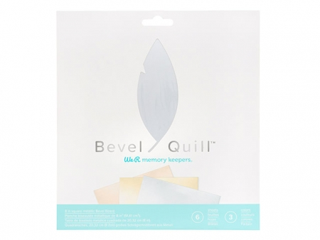 We R Memory Keepers Bevel Quill 6 Blätter