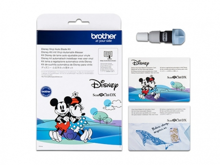 Brother SDX Vinyl-Automatik-Messer Disney-Kit
