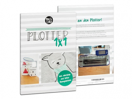 "Plotter 1x1 Softcover Buch ""Brother"""